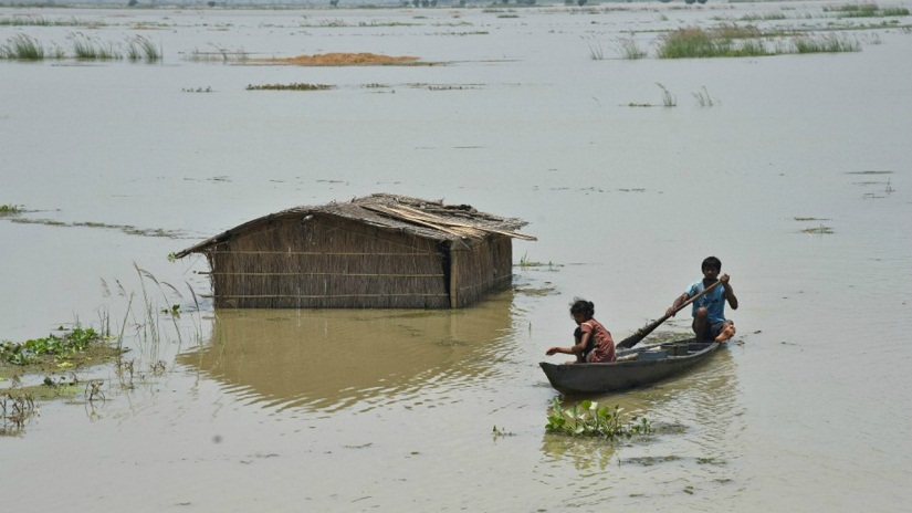 Assam floods. File Photo