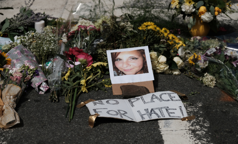 A picture of Heather Heyer, the car ramming victim at the Charlottesville white supremacist rally / Reuters