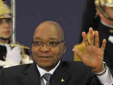 File of South Africa president Jacob Zuma. Reuters
