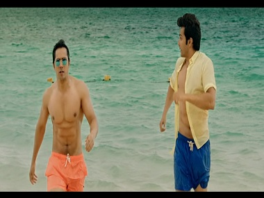 Youtube screengrab from Judwaa 2 trailer.
