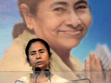 File image of West Bengal Mamata Banerjee. PTI