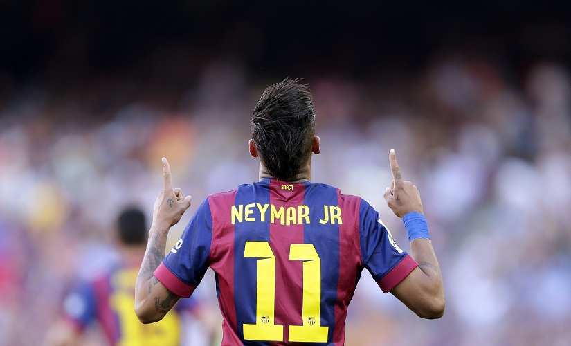 Is Neymar set to turn his back on Barcelona this season? AP