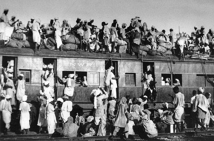 The Partition of India displaced 12 million people, and left nearly two million dead. Image via Facebook/Partition Museum Amritsar