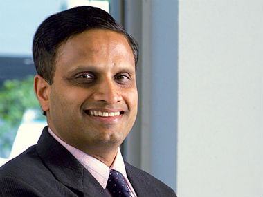 File image of Infosys' interim CEO and MD Pravin Rao. Image courtesy: Infosys