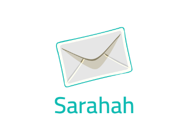 Sarahah, an app that has been viral on social media. App Store.