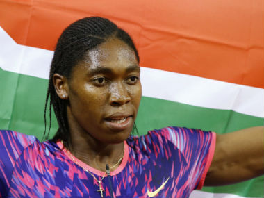 File photo of Caster Semenya. Reuters
