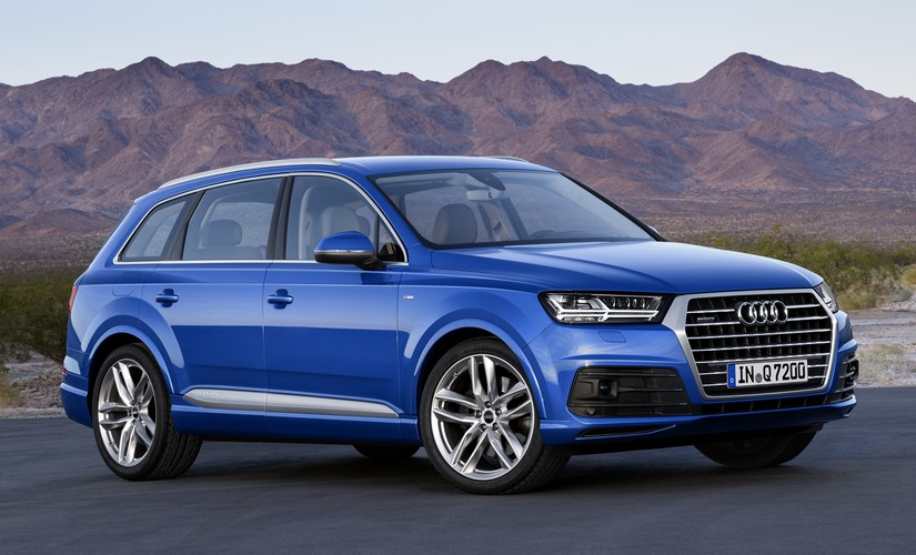Audi India launches Q7 petrol version at Rs 67.76 lakh