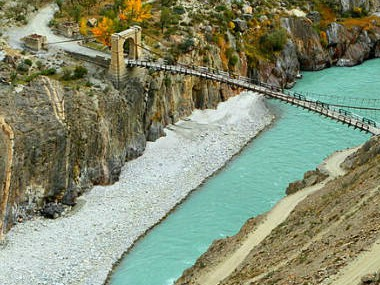 File photo of Indus river. News18