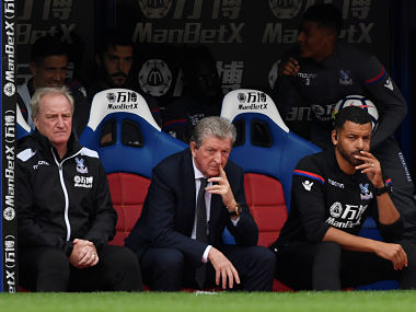 "Soccer Football - Premier League - Crystal Palace vs Southampton - Selhurst Park, London, Britain - September 16, 2017 Crystal Palace manager Roy Hodgson and assistant manager Ray Lewington Action Images via Reuters/Tony O'Brien EDITORIAL USE ONLY. No use with unauthorized audio, video, data, fixture lists, club/league logos or ""live"" services. Online in-match use limited to 75 images, no video emulation. No use in betting, games or single club/league/player publications. Please contact your account representative for further details. - RC184D6E3890"