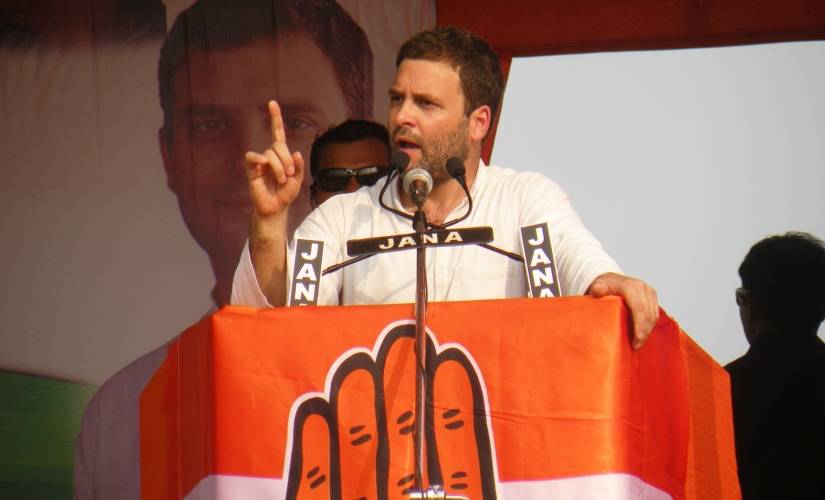 Rahul Gandhi's defence of dynastic politics is not as ludicrous as it may seem. PTI/File Photo