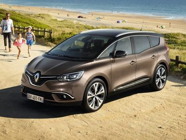 2018 renault scenic. contemporary scenic the renault grand scenic mpv throughout 2018 renault scenic