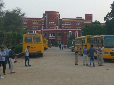 File image of Ryan International School. News18