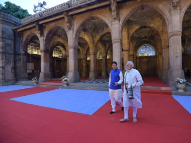 File image of Shinzo Abe and Narendra Modi. Twitter