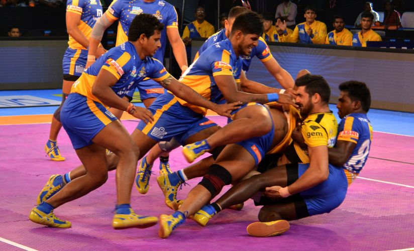 Newcomers Tamil Thalaivas have recorded just one win in the competition so far. PKL