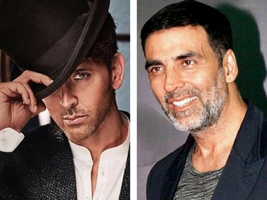 Hrithik Roshan, Akshay Kumar in race for leading role in Super 30 founder Anand Kumar's biopic