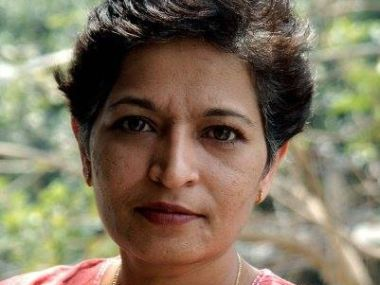 File image of Gauri Lankesh. Facebook