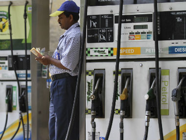 Image result for petrol price 6th october 2017