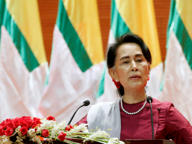 Image result for Rohingya refugees: Was Aung San Suu Kyi's speech too little, too late?