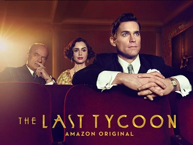 The Last Tycoon. Image from Twitter.