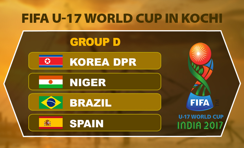 Federation Internationale de Football Association U-17 WC: Both Brazil, Spain hopes to win title