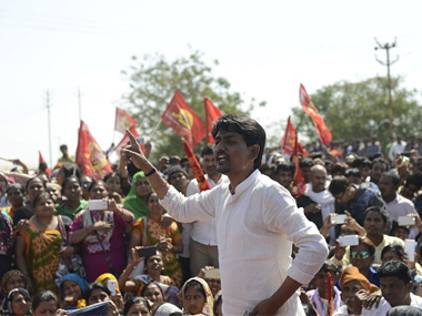 File image of OBC leader Alpesh Thakor. Getty Images