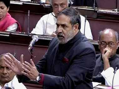 File image of Congress leader Anand Sharma. PTI