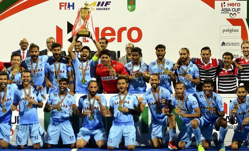 The Legacy And Future Of Team India: Hockey Asia Cup 2017: Under Head Coach Sjoerd Marijne, The