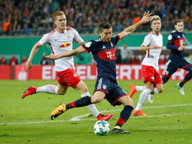 RB Leipzig head to Bayern Munich this Saturday for a rematch of their German Cup clash. Reuters