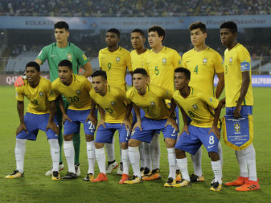 Brazil will hope to repay the love showered on them by the local fans with a win against Mali. AP