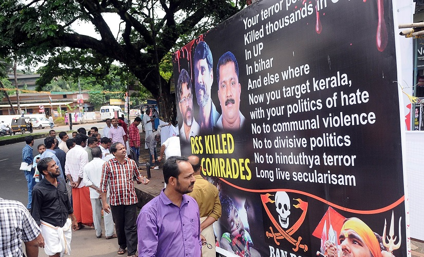 No end in sight for political violence in Kerala as CPM ...