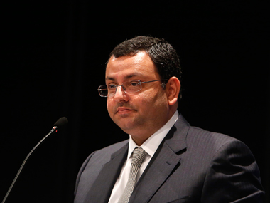 File image of former Tata group chairman Cyrus Mistry. Reuters