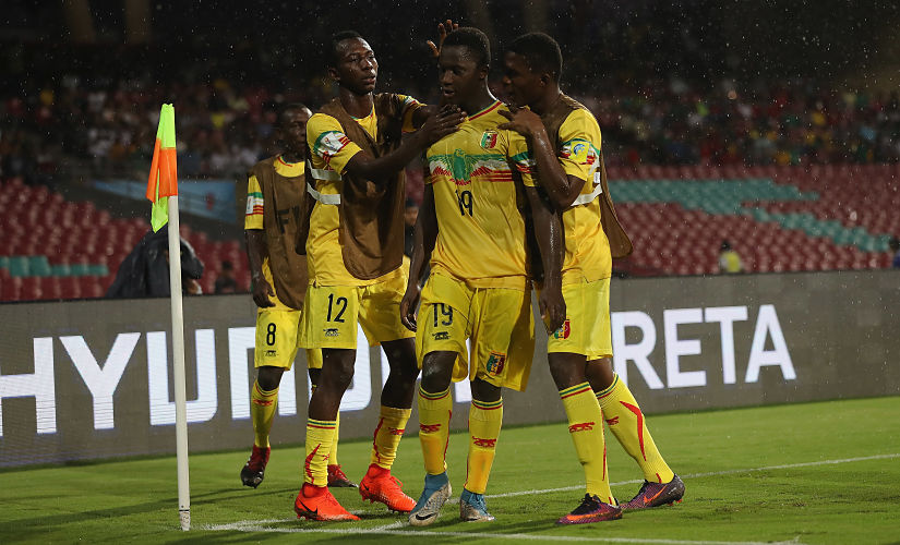 The real Mali turned up on Monday to demolish Turkey 3-0 in Navi Mumbai. GettyImages