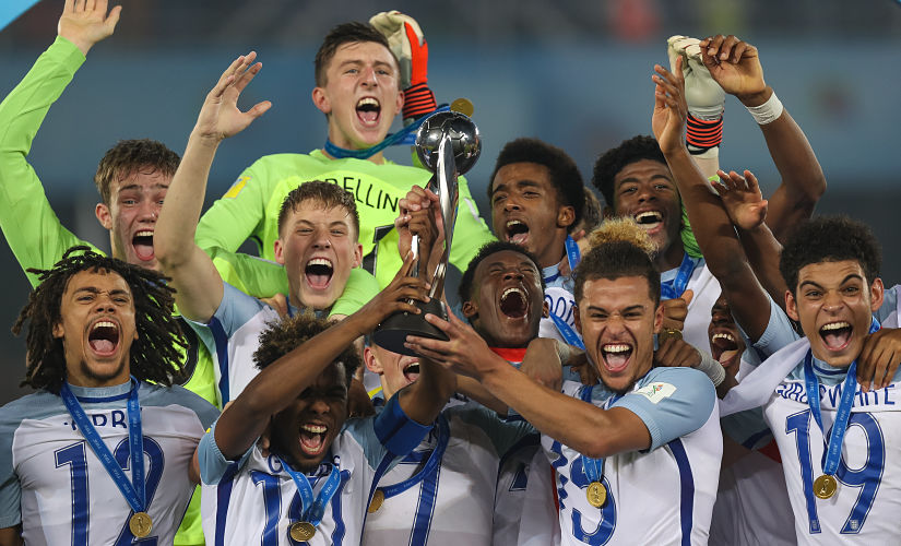 England never lost self-beleif despite being 2-0 down in the fist half and bounced back to win 5-2. GettyImages
