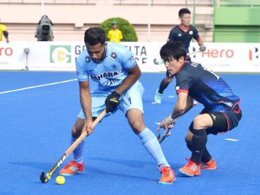 The Indian team will look to carrying forward their sublime form from the Japan game. Twitter @TheHockeyIndia