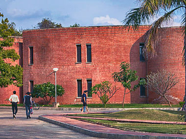 File image of IIT Kanpur campus. Image courtesy: www.iitk.ac.in