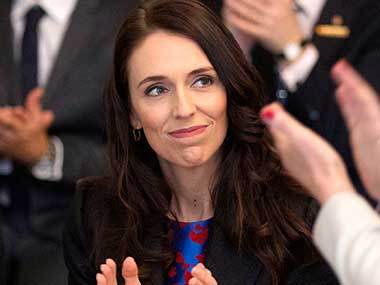 Jacinda Ardern Officially Sworn in as Prime Minister of New Zealand