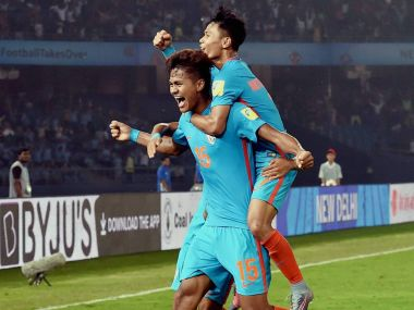 FIFA U-17 World Cup 2017: Despite loss, Jeakson Singh's maiden goal shows India can threaten better sides