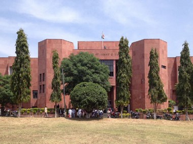 File image of Jammu and Kashmir High Court. Image courtesy: jkhighcourt.nic.in