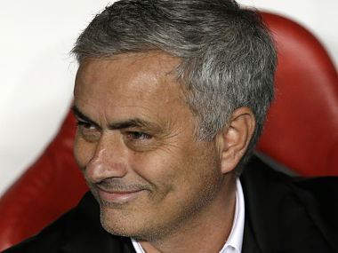 Manchester United manager Jose Mourinho reckons he is judged differently because of his previous successes. AP