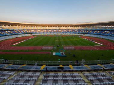 The FIFA U-17 World Cup semi-final match between England and Brazil will take place in Kolkata. Getty