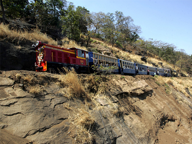 File image of the Matheran toy train. Getty Images