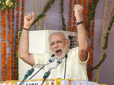 Narendra Modi's rousing address in Gandhinagar electrified BJP workers ahead of Gujarat election