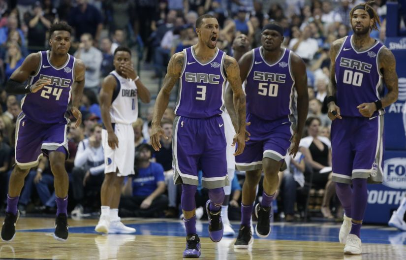 The Sacramento Kings are one of the strongest candidates to finish last in the Western Conference. AP