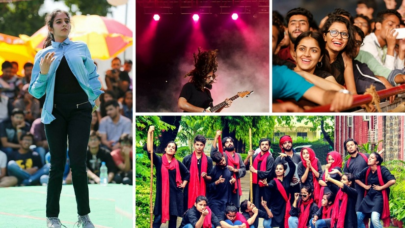 Scenes from Antaragni 2016. Photos courtesy facebook/@antaragni.iitk