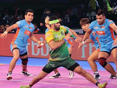 File image of Bengal Warriors vs Patna Pirates. Image courtesy: PKL official website