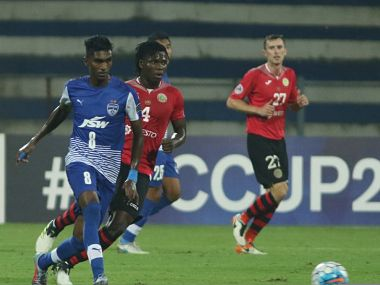 Bengaluru FC failed to reach the AFC Cup final after being held 2-2 at home by FC Istiklol. AFC Cup's Facebook page.