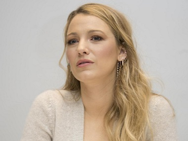 Blake Lively injured while performing ballet on The ...
