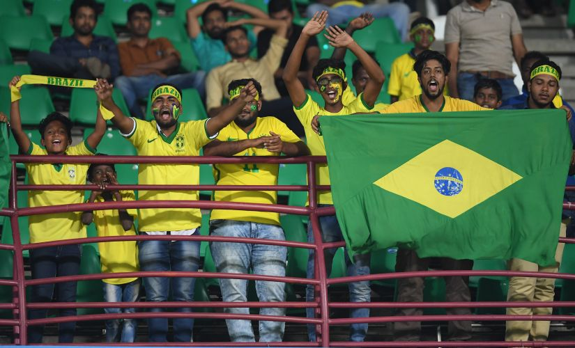 Don't want to lose due to mistakes: Brazil U-17 coach