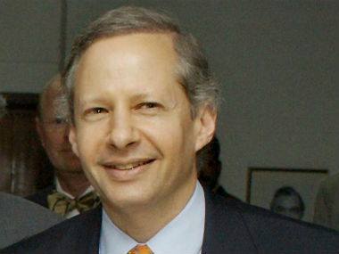 US Ambassador to India nominee Ken Juster. AFP