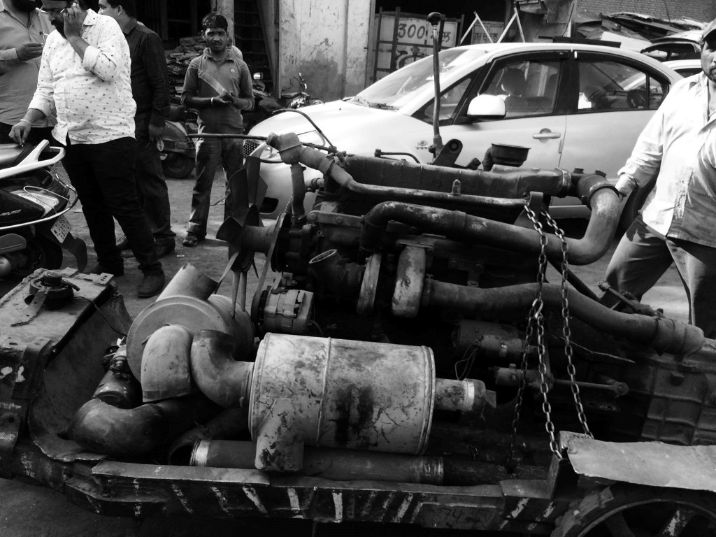 Up until now, environmental laws haven't been able to cleanse the industrial junkyard in Mayapuri, West Delhi.